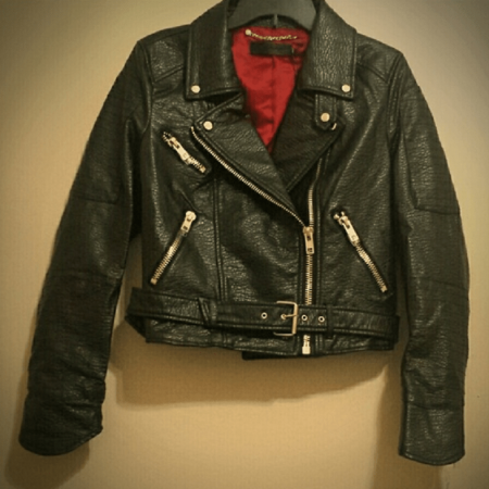 Abs Leather Jacket